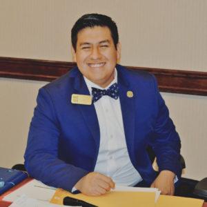 Carlos Sanchez,  Vice-President